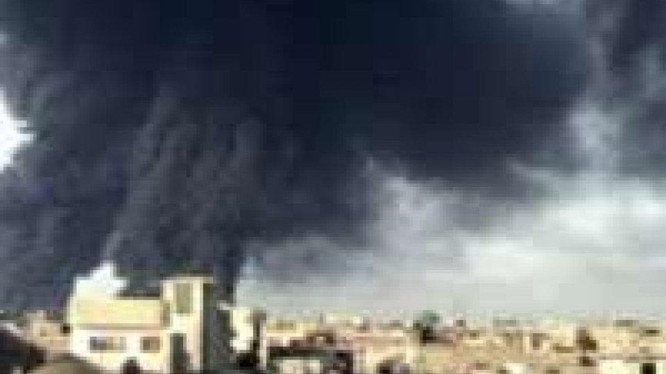 Un'altra giornata difficile in Siria