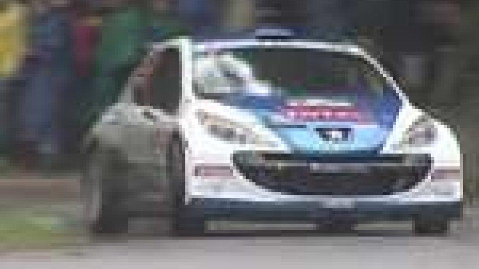 San Marino - Al rally di Montecarlo anche un equipaggio sammarinese