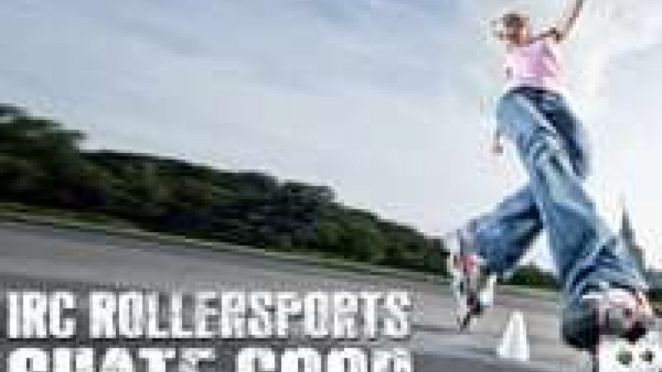 Giannoni all'International Roller Cup