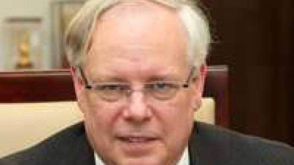 Il Presidente della Corte Europea dei diritti dell'Uomo domani a San Marino