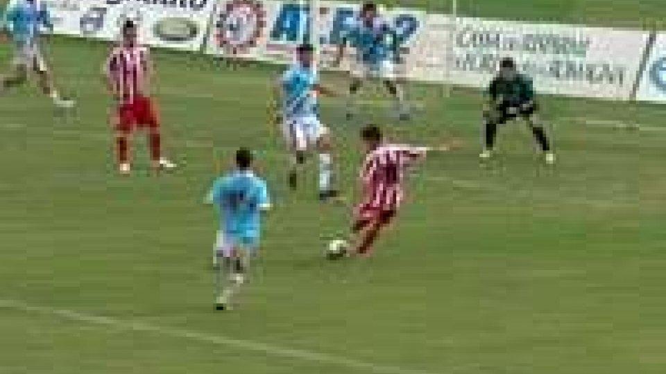 Seconda Divisione. Tripletta del Forlì contro il Mantova