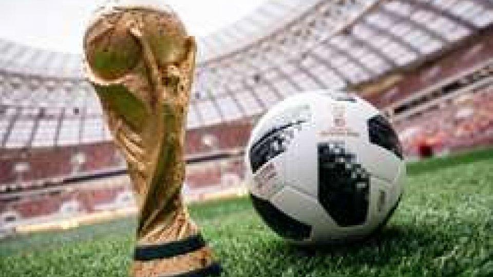 Mondiali: oggi l'inizio con Russia-Arabia Saudita