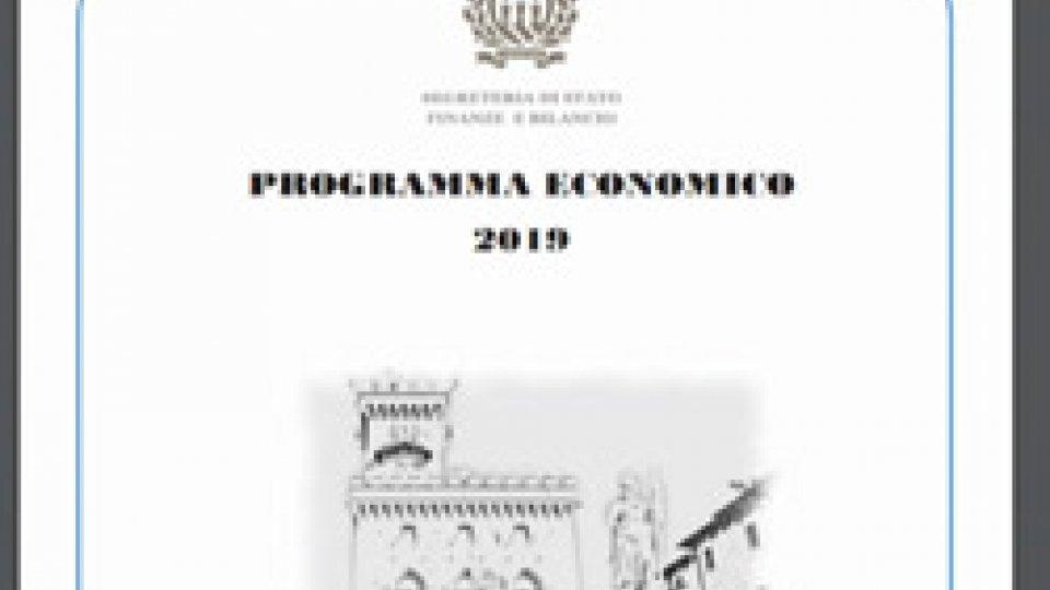 Il documento presentato dal GovernoProgramma economico 2019: le cifre del 'risparmio' con le riforme strutturali