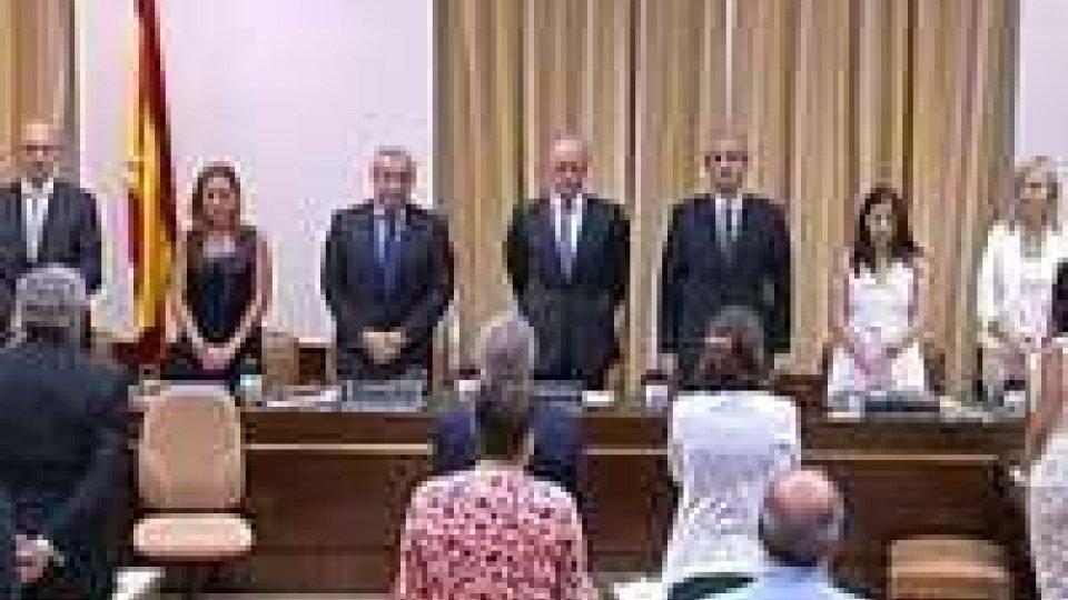 In parlamento il disastro ferroviario spagnolo