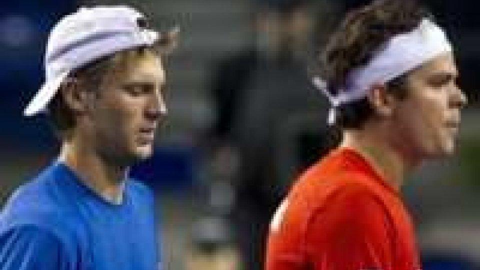 Coppa Davis, l'Italia perde in Canada