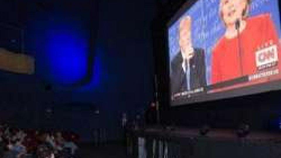 Confronto tv Clinton-Trump, per la CNN Hillary esce vincente