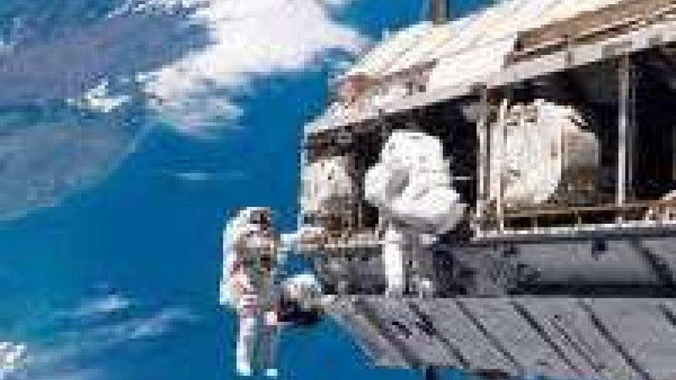 Tre astronauti Iss tornano sulla terra