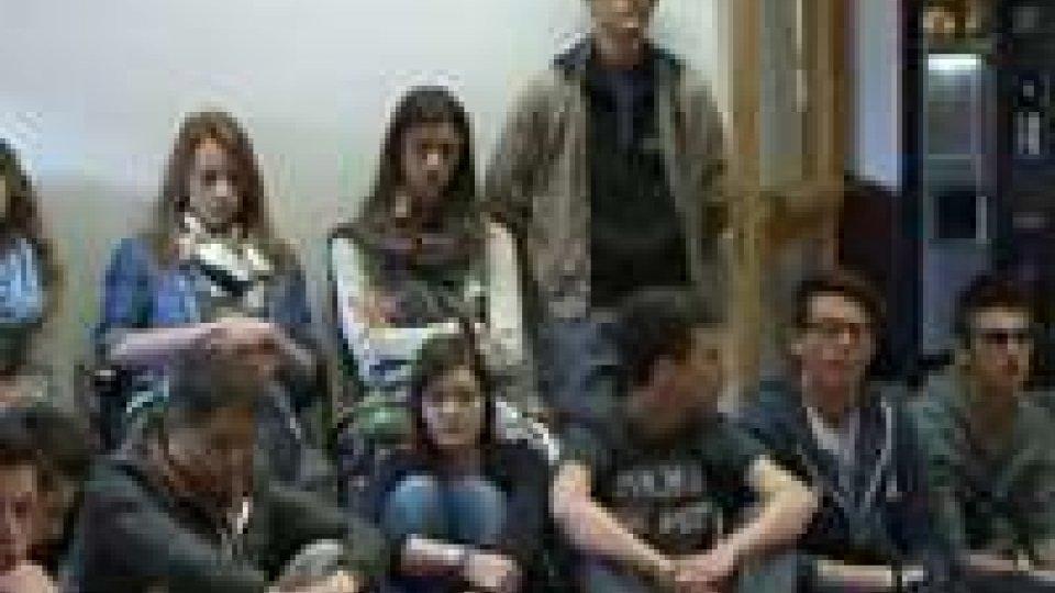 Lezione di criminologia all'Università di San MarinoLezione di criminologia all'Università di San Marino