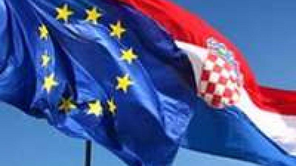 Croazia in festa per ingresso nella UE, è 28° Stato