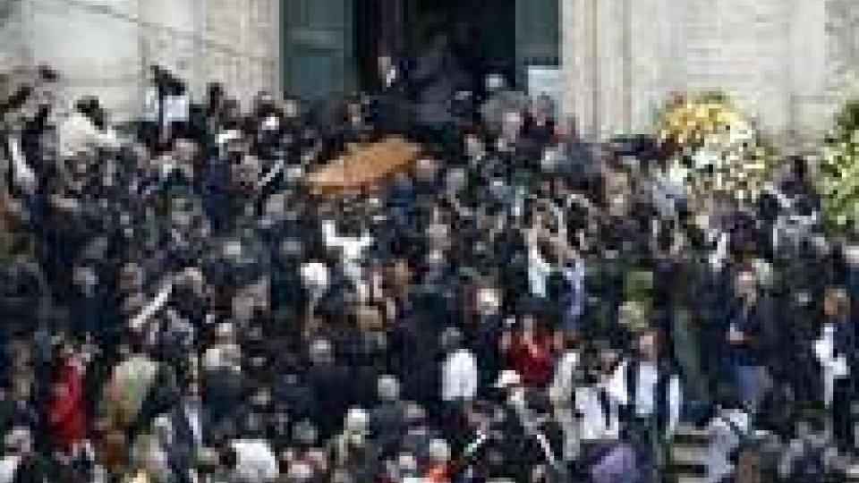 Celebrato il funerale di Giulio Andreotti