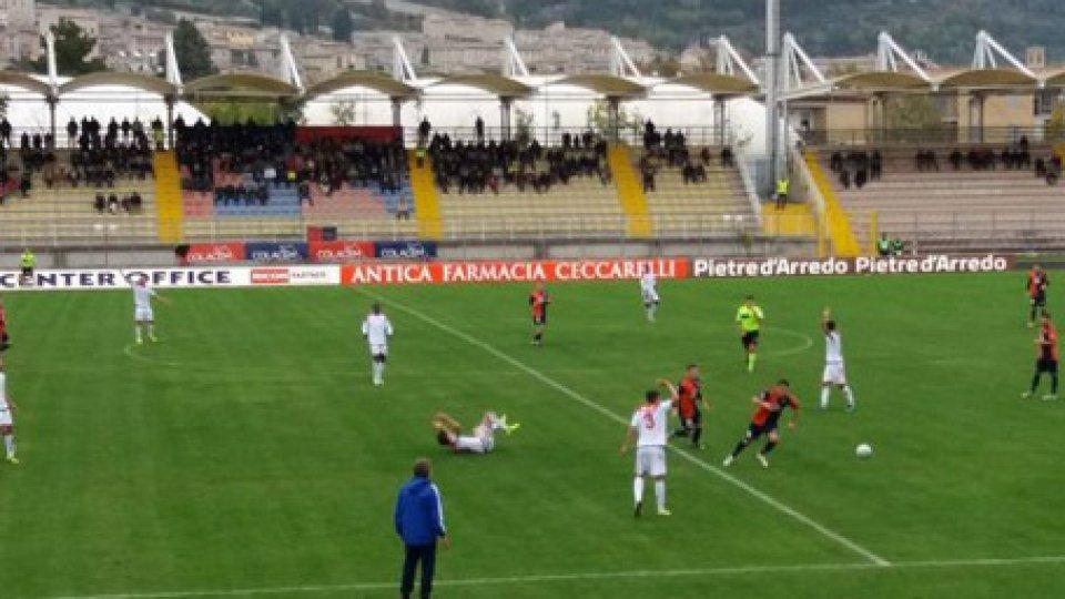 Foto @Rimini FCSerie C : primo stop per Acori. Il Gubbio si impone 3 -0 sul Rimini