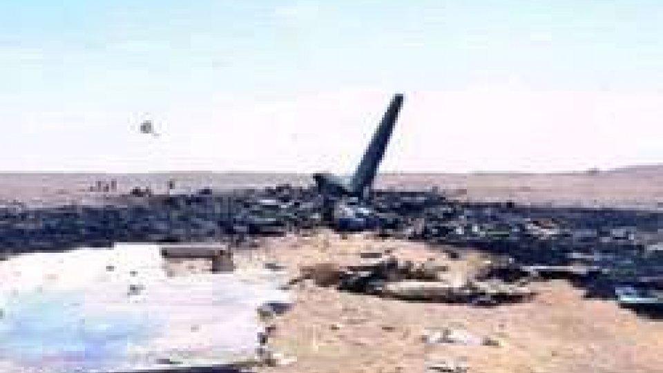 Aereo Russo precipita sul Sinai: a bordo 224 personeAereo Russo precipita sul Sinai: a bordo 224 persone, nessun sopravvissuto