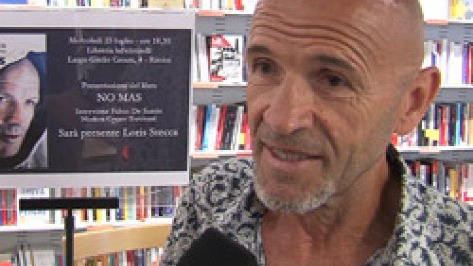 Loris SteccaDal Ring al carcere e ritorno: 'No Mas', il libro che racconta la vita di Loris Stecca