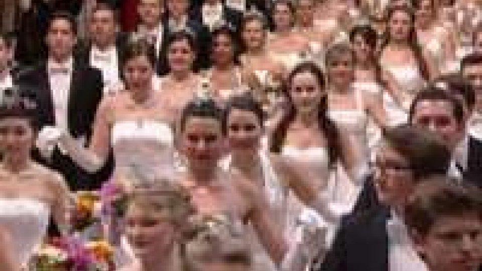 Vienna. 56esima edizione del Ballo dei giovani debuttanti