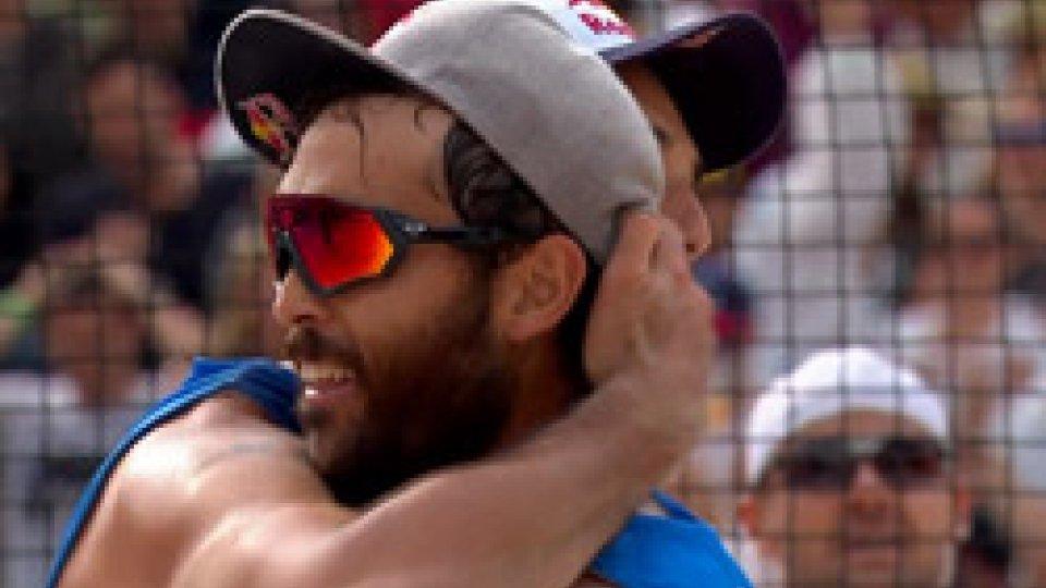 World Tour Beach Volley, Lupo e Nicolai terzi a Gstaad. Vince la Norvegia