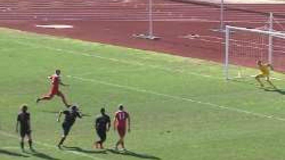 Coppa Italia Serie D: San Marino - Vis Pesaro 0-2Coppa Italia Serie D: San Marino - Vis Pesaro 0-2