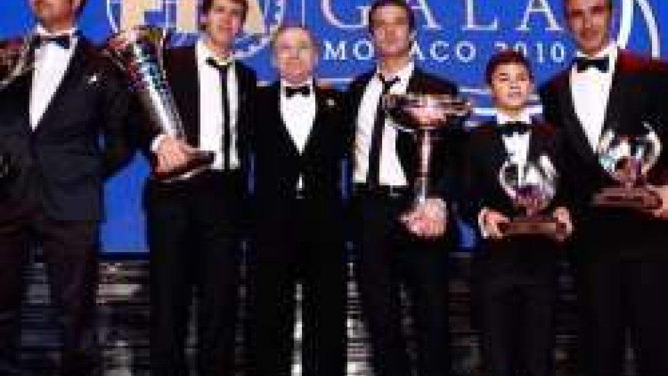 Galà FIA: a Parigi la notte dei campioniGalà FIA: a Parigi la notte dei campioni