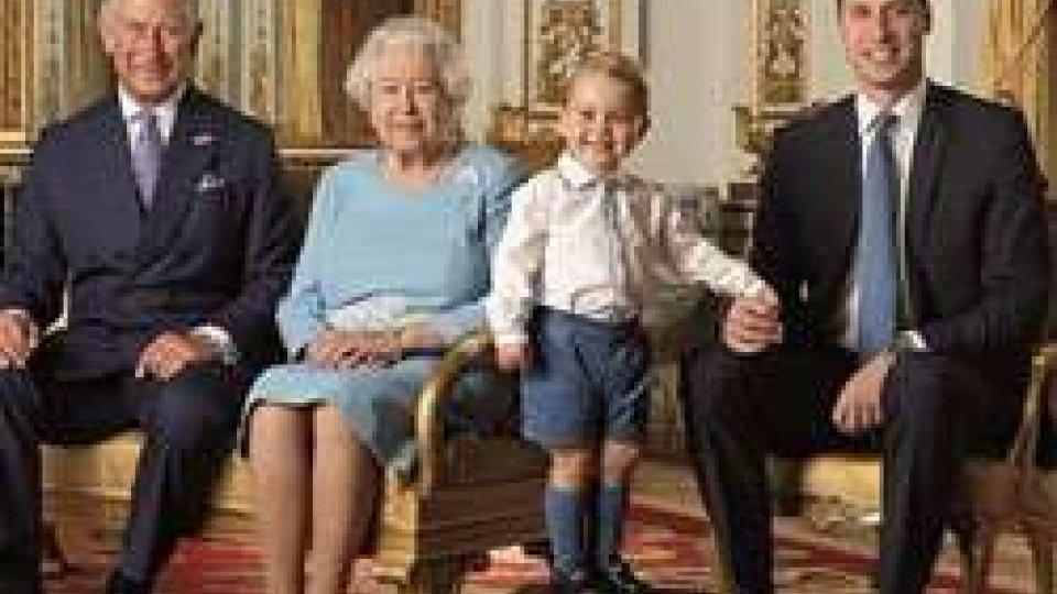 quattro generazioni di Windsor