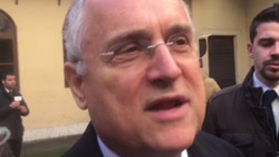 Claudio LotitoLazio: Lotito risponde sul mercato e l'accusa di investire poco