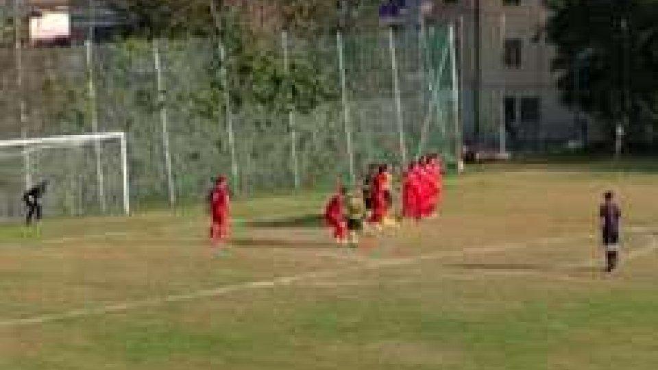 A una giornata dal termine del girone di andata allungano Fiorita e Tre FioriA una giornata dal termine del girone di andata allungano Fiorita e Tre Fiori