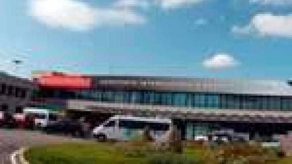 Aeroporto Rimini-San Marino, si punta al 1 milione di passeggeri