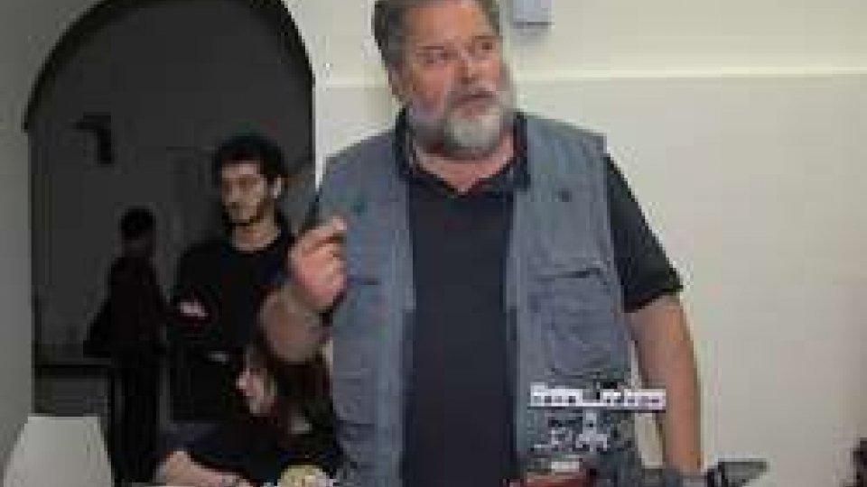 Gino SgrevaUniversità: con Gino Sgreva si conclude il Corso di Alta Formazione in Produzione Audiovisiva e Cinematografica