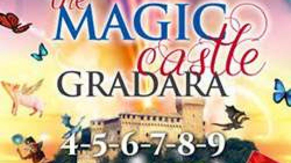 THE MAGIC CASTLE GRADARA dal 4 al 9 agosto 2017 - IV edizione