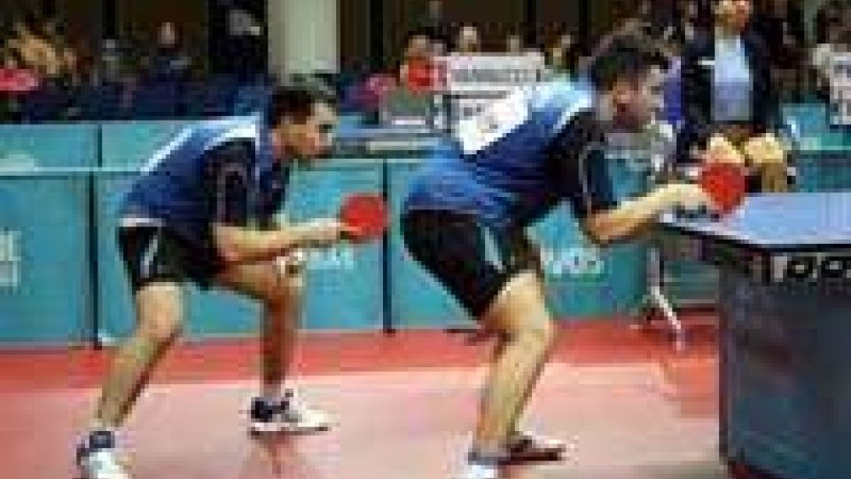 Tennistavolo: ancora sconfitte per le squadre sammarinesi