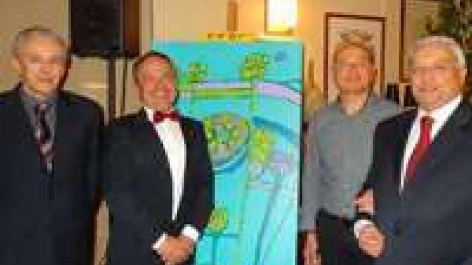 San Marino: il Rotary dona 5 mila euro alla Caritas