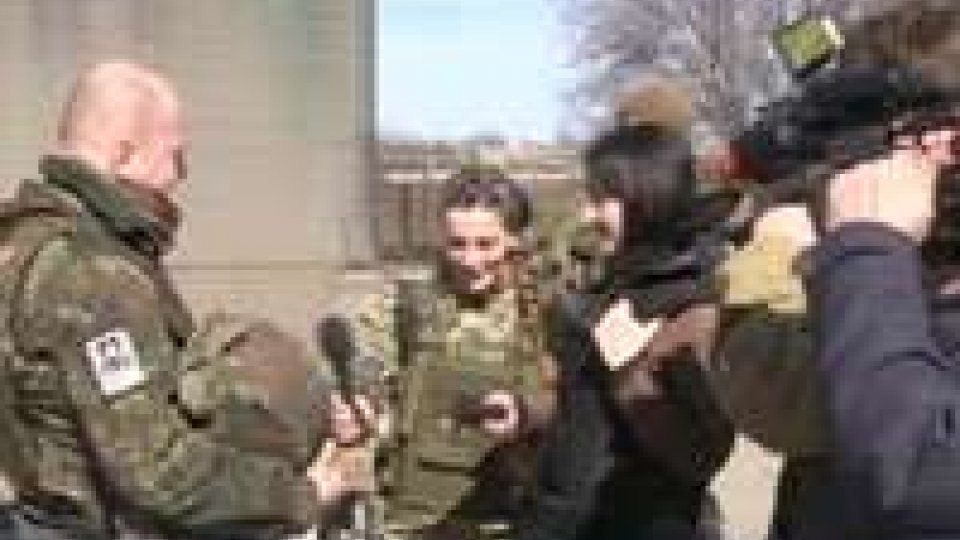 Ucraina: registrate violazioni del cessate il fuoco. Il report della nostra corrispondenteUcraina: registrate violazioni del cessate il fuoco. Il report della nostra corrispondente