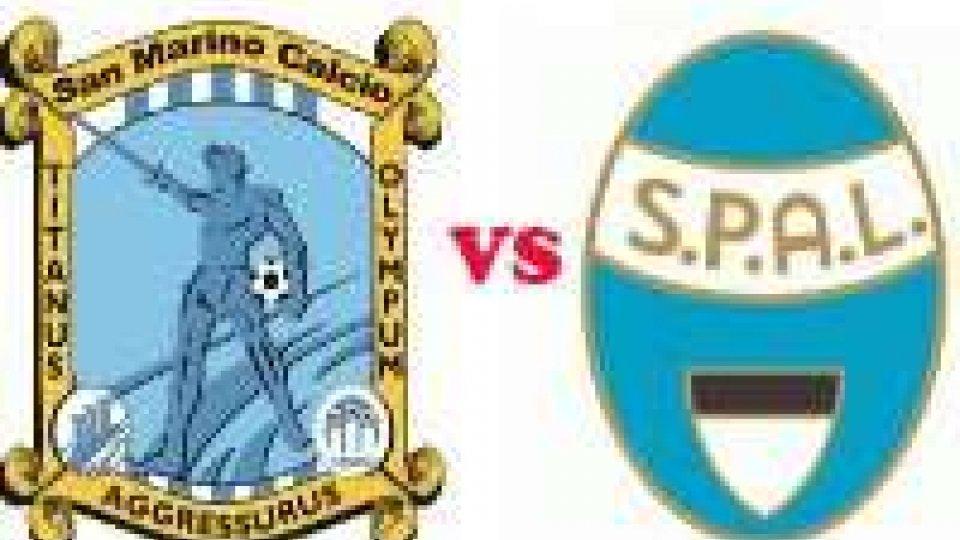 San Marino - Spal 0-0