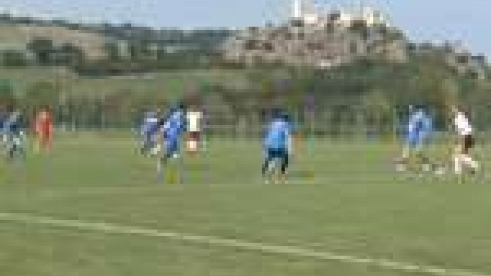 San Marino - Amichevole questo pomeriggio per il San Marino calcioAmichevole questo pomeriggio per il San Marino calcio
