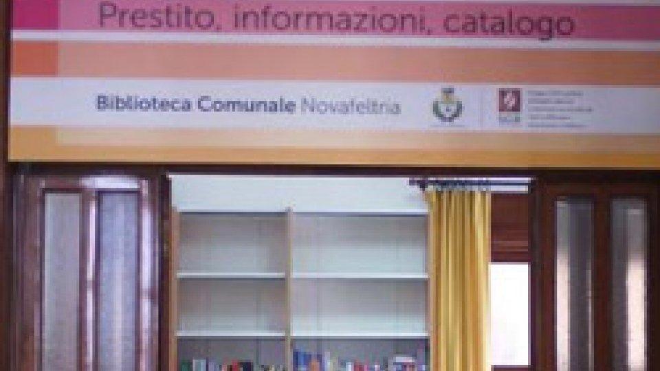 Novafeltria: continua la collaborazione tra 'Sgr per la cultura' e Comune