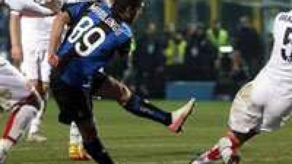 Serie A: l'Atalanta batte di misura il Genoa
