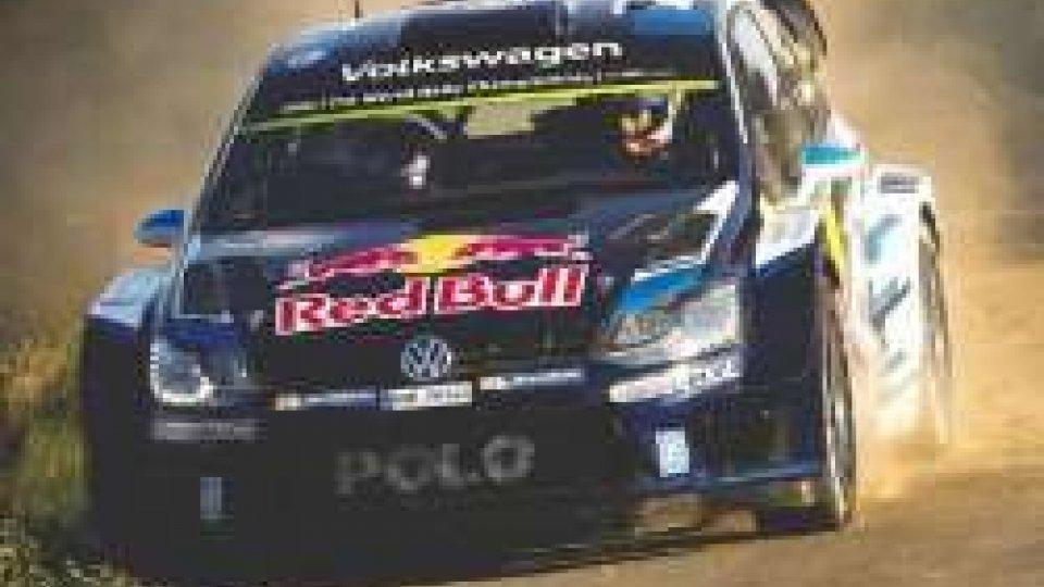 A Ogier il Rally di Germania