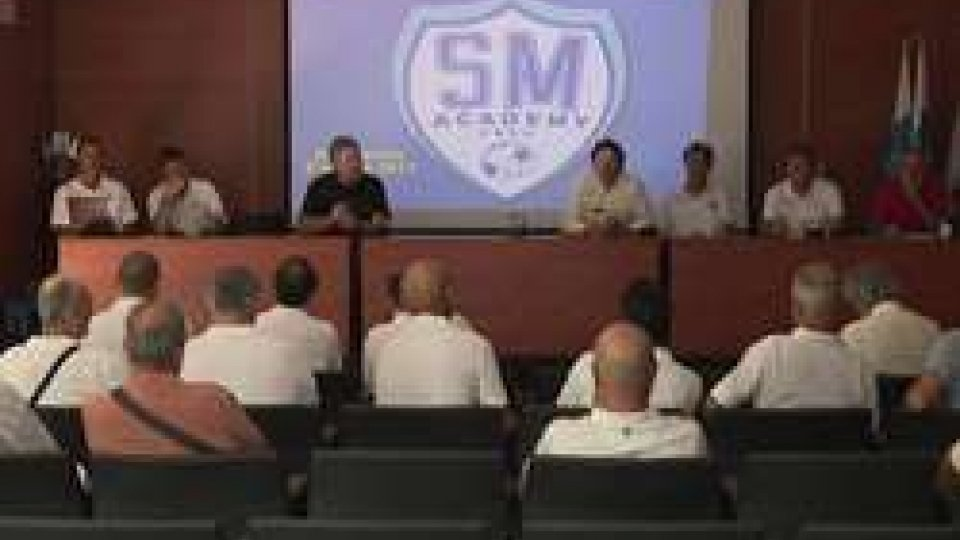 "Presentata la ""San Marino Academy""Presentata la ""San Marino Academy"""