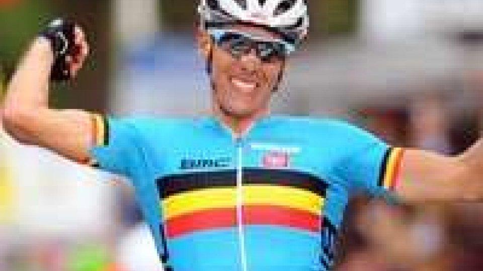 Philippe Gilbert campione del Mondo
