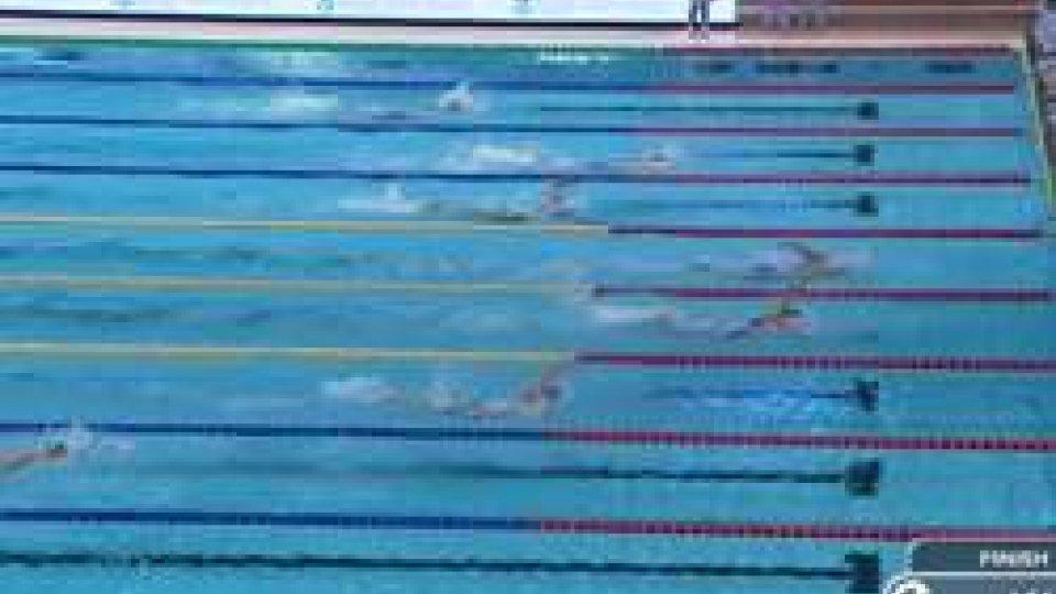 Energy For SwimScozzoli vince ricordando Dall'Aglio