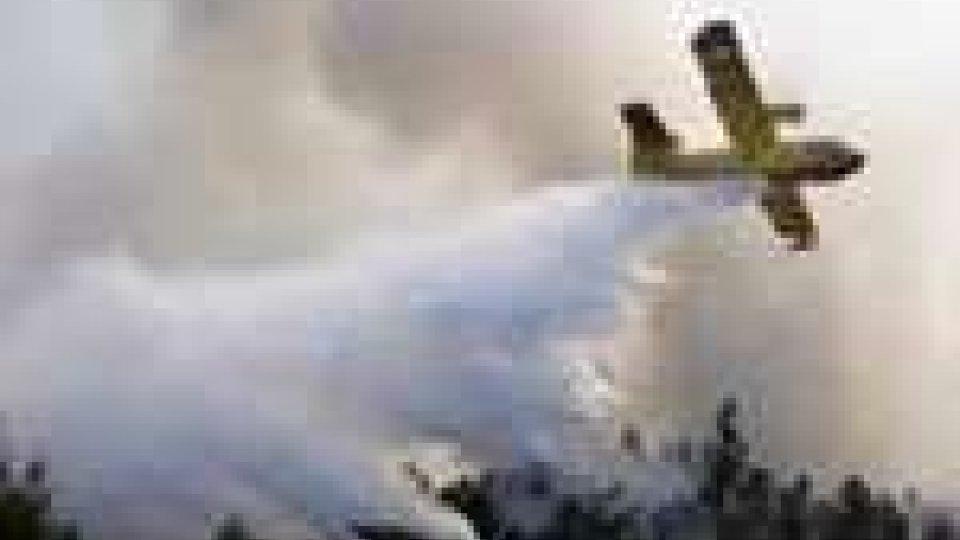 Incendio in parco della Patagonia: 300 ettari in fumo