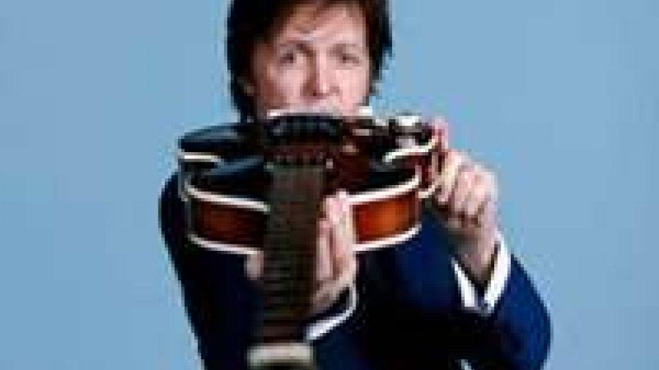 McCartney: stop al tour in Giappone per motivi di salute