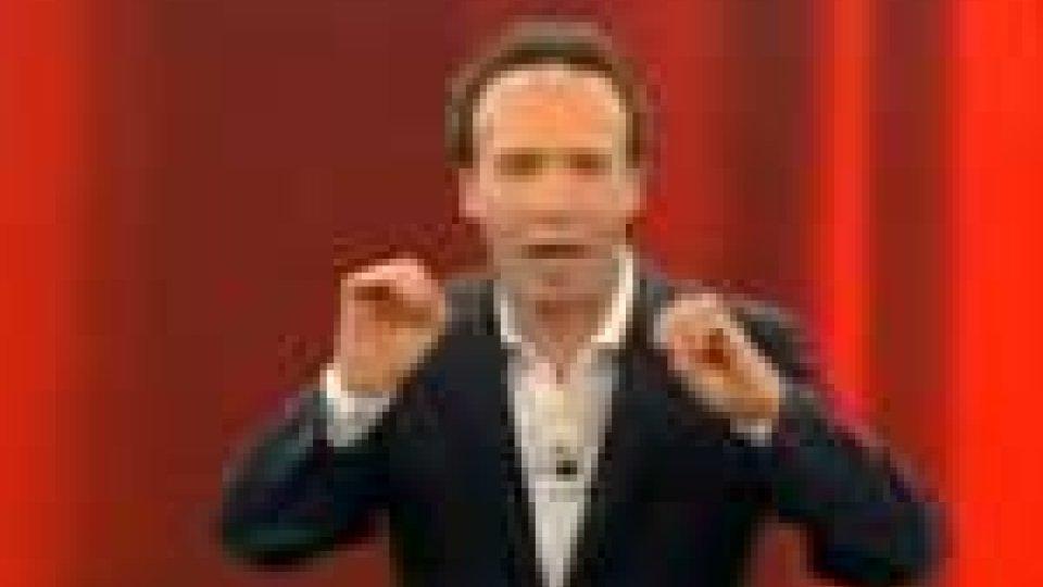 Boom di ascolti ieri sera per Roberto Benigni