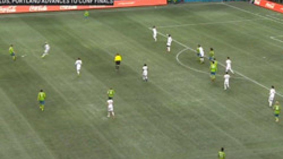 MLSMLS: Portland prima finalista dei play off