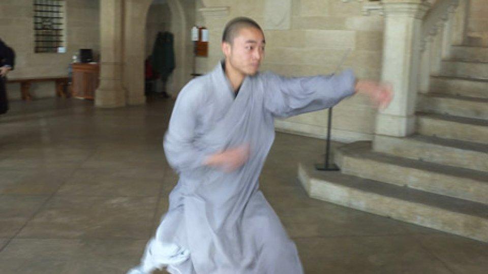 Leo ChenArriva a San Marino la millenaria cultura Shaolin
