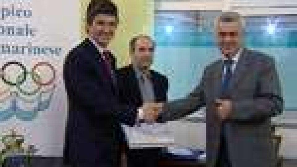 San Marino - Firmato accordo Cons-Macron fino al 2012 per abbigliamento olimpico