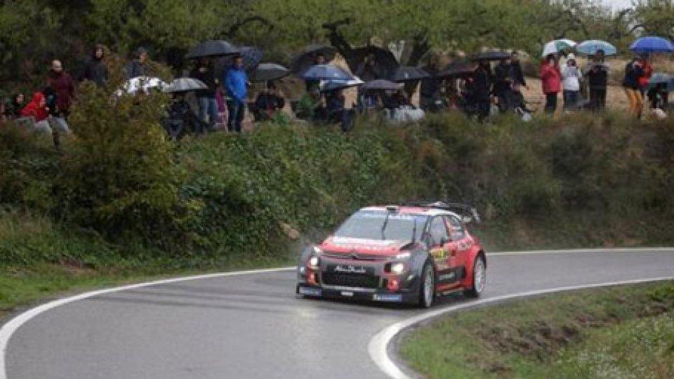 Sebastian Loeb ha vinto il Rally di Spagna