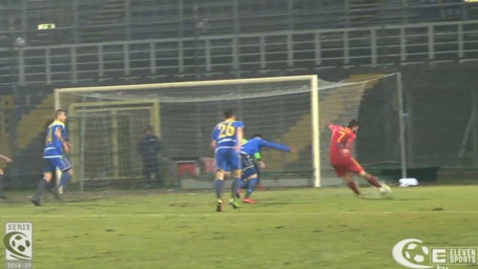 Ravenna - Fermana 1-0Ravenna - Fermana 1-0, prima vittoria nel 2019 per il Ravenna