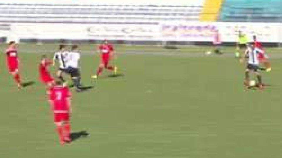 Savona - Ancona 1-2Savona - Ancona 1-2