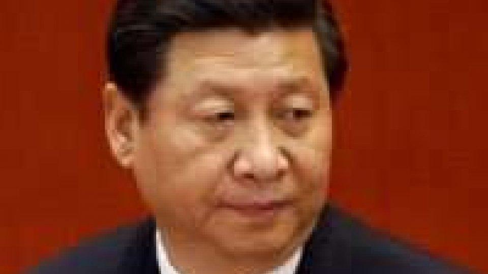 Cina, Xi Jinping segretario PCC