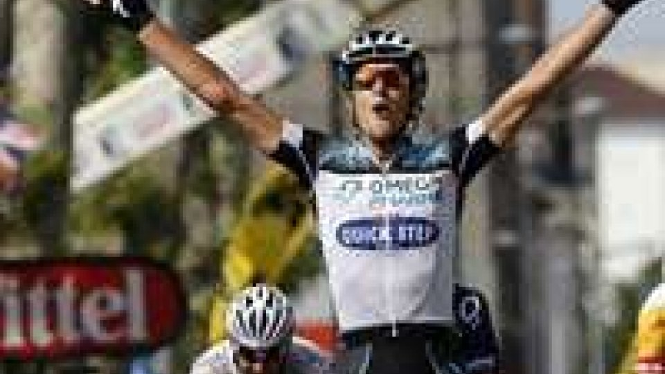 Tour de France: Trentin vince a Lione, primo successo per l'Italia