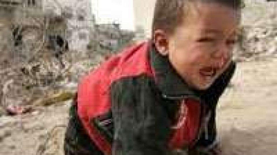 Gaza: tregua umanitaria di 7 ore